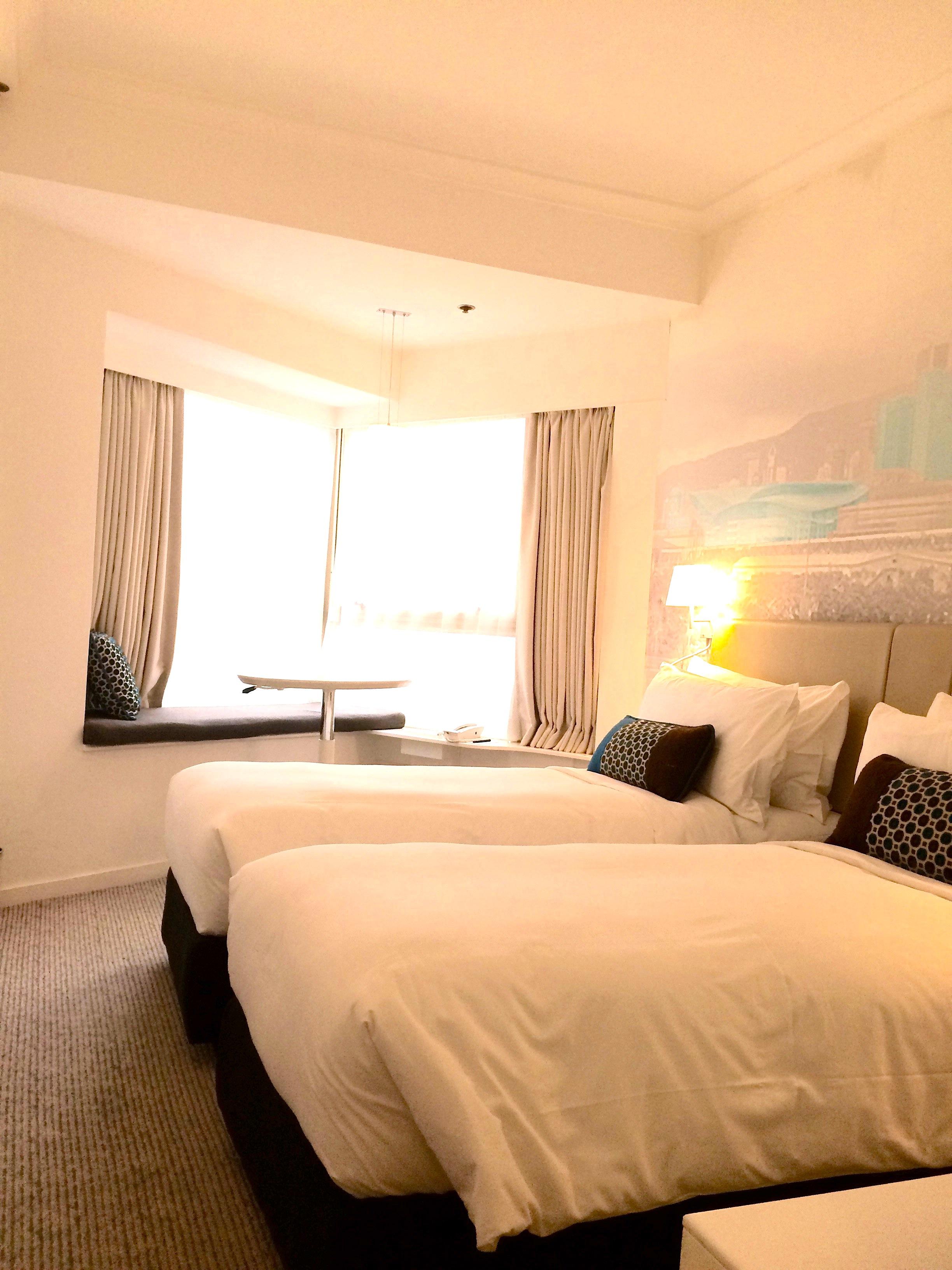 香港の人気ホテル-OZO-2