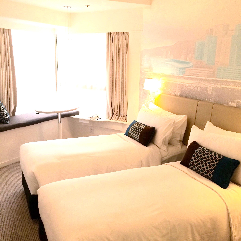 香港のホテルで安くキレイでオススメのozo 宿泊記☆   アジアの