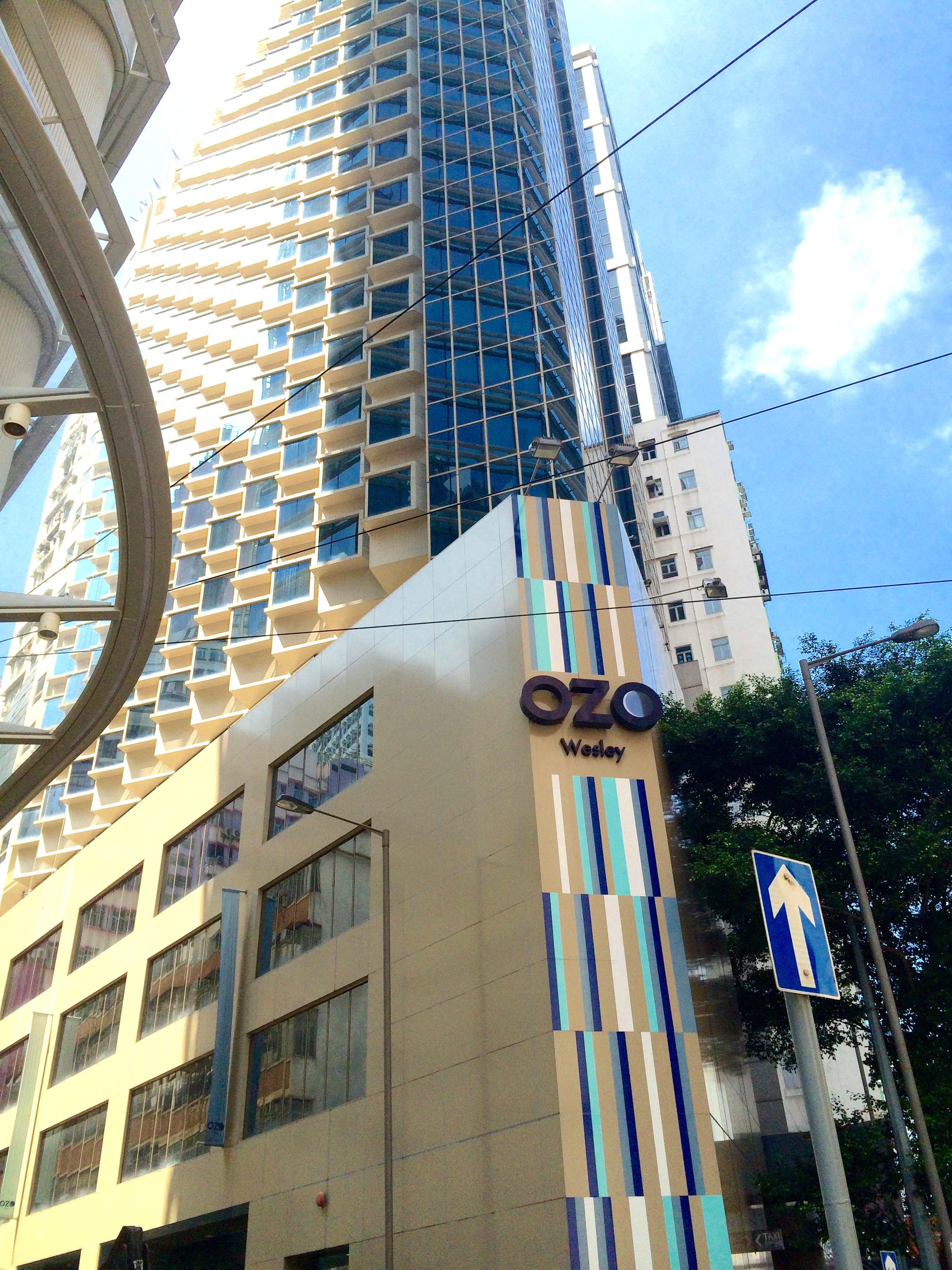 香港の人気ホテル-OZO-1