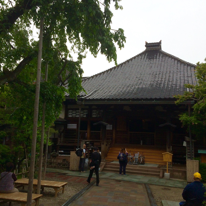 忍者寺-金沢の観光スポット-妙立寺-1