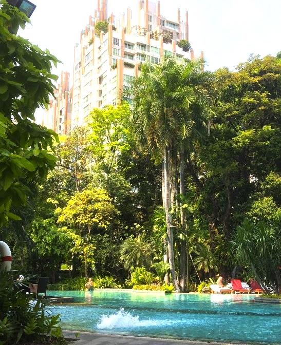 バンコクでプールが大きいホテル-スイソテル-4