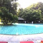バンコクのプールはスイソテル・ホテルが良いよ!