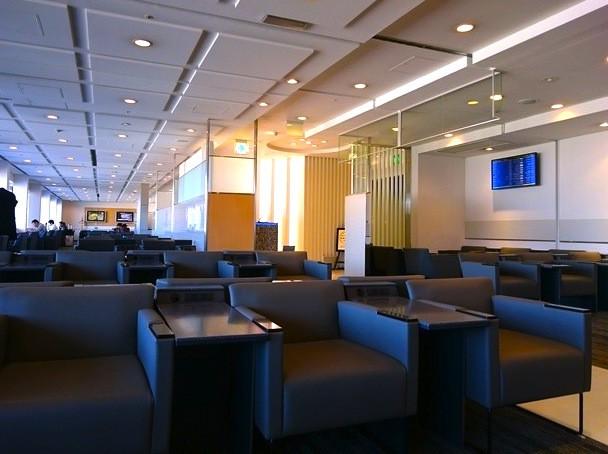 関西空港-ANAラウンジ-11
