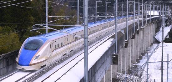 北陸新幹線-グランクラス-3