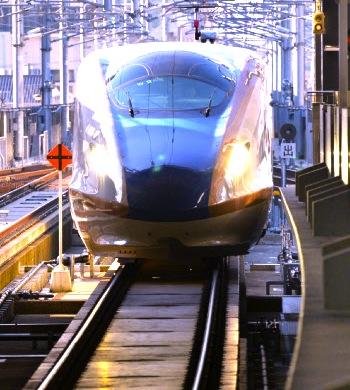 北陸新幹線-グランクラス-4