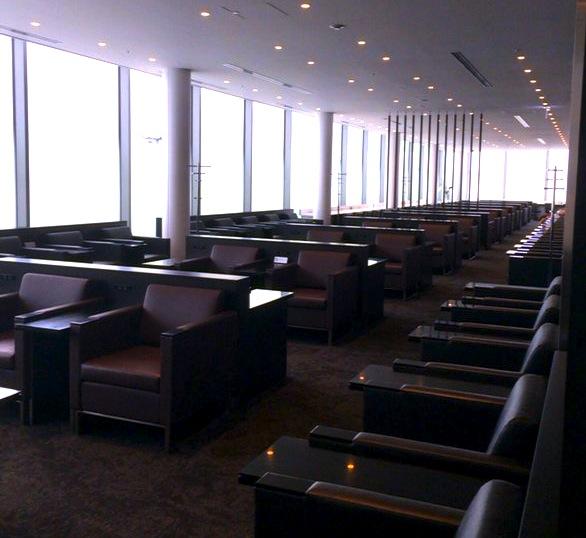 関西空港-ANAラウンジ-13