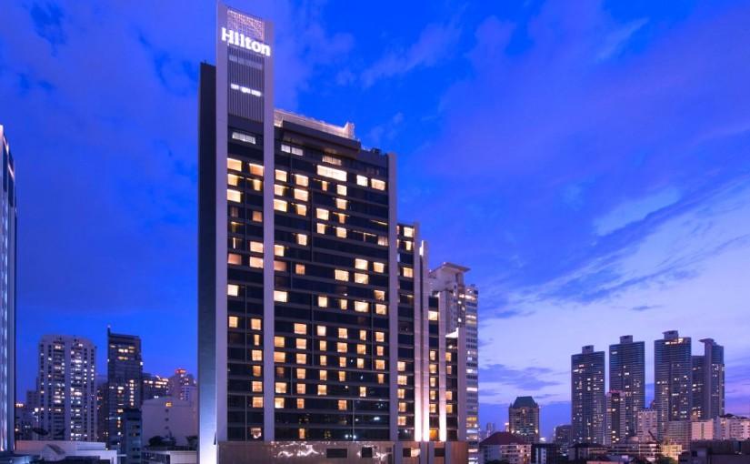 バンコク-スクンビットの人気のホテル-hilton-sukhumvit-bangkok-15