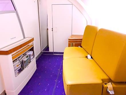 タイ航空-ファーストクラス-9