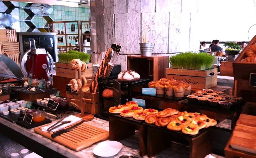 ル メリディアン バンコクの朝食がウマい★レイティストレシピ