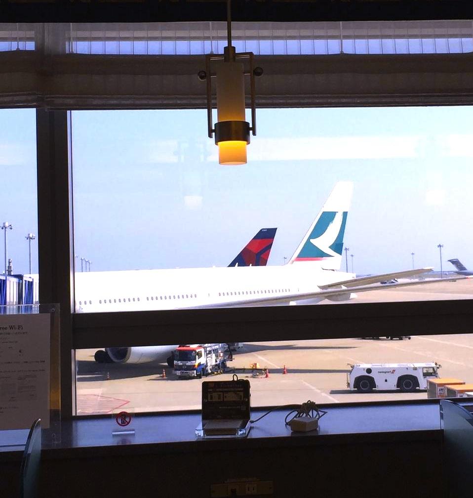 セントレア空港-サクララウンジ-国際-1