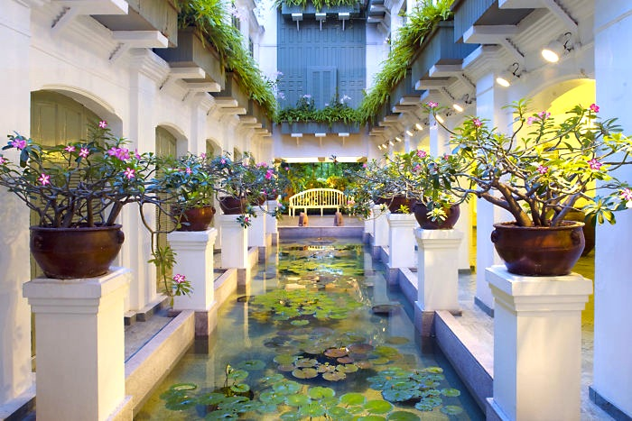 バンコクでオリエンタルホテルのスパで夢みましょう★