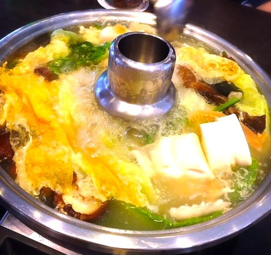 タイスキのコカ Coca Restaurant バンコク★スリウォン本店