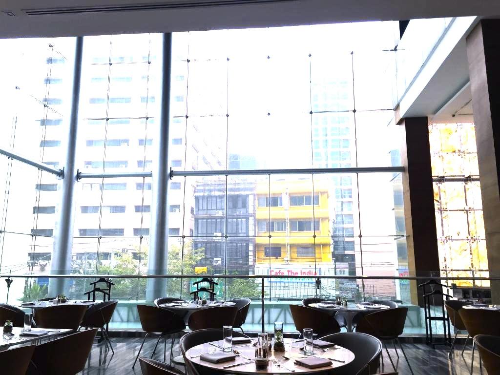 ル メリディアン-バンコク-朝食-2