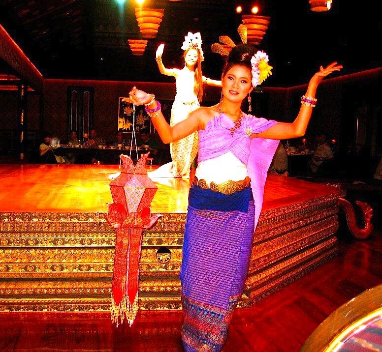 タイ舞踊-バンコク-サラリムナーム-オリエンタルホテル-8