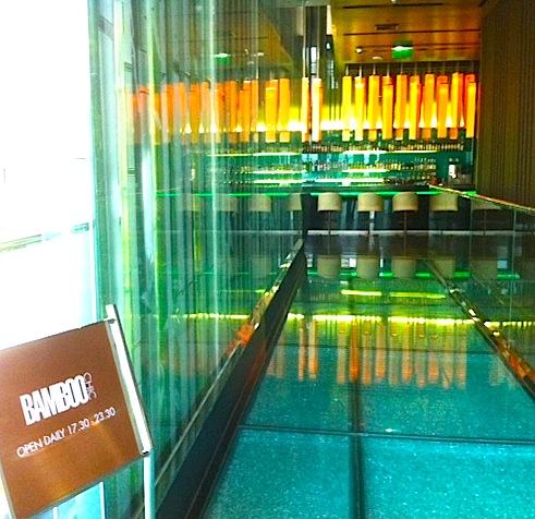 Bamboo-メリディアン-バンコクのバー-3