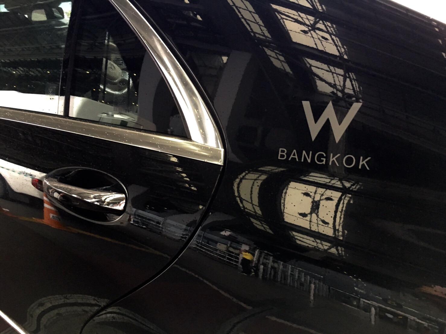 Wホテル-バンコク-リムジン-空港送迎-2