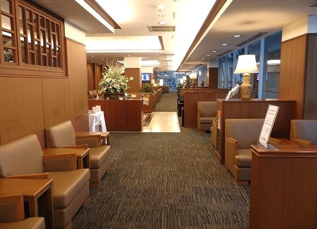 サクララウンジ-バンコク空港-スワンナプーム-3