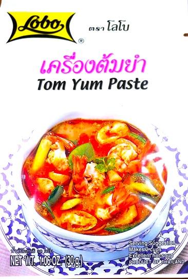 トムヤムクン-タイのお土産
