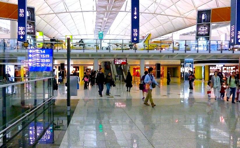 完全版!!!香港空港の免税店の全リストよ★ブランドの一覧