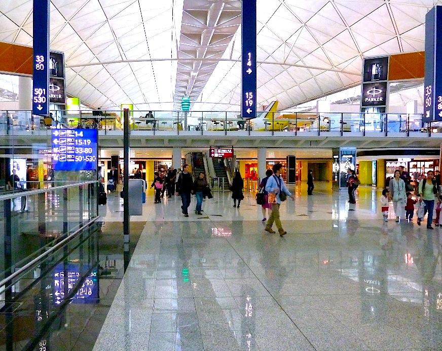 香港国際空港-免税店-ブランド-一覧