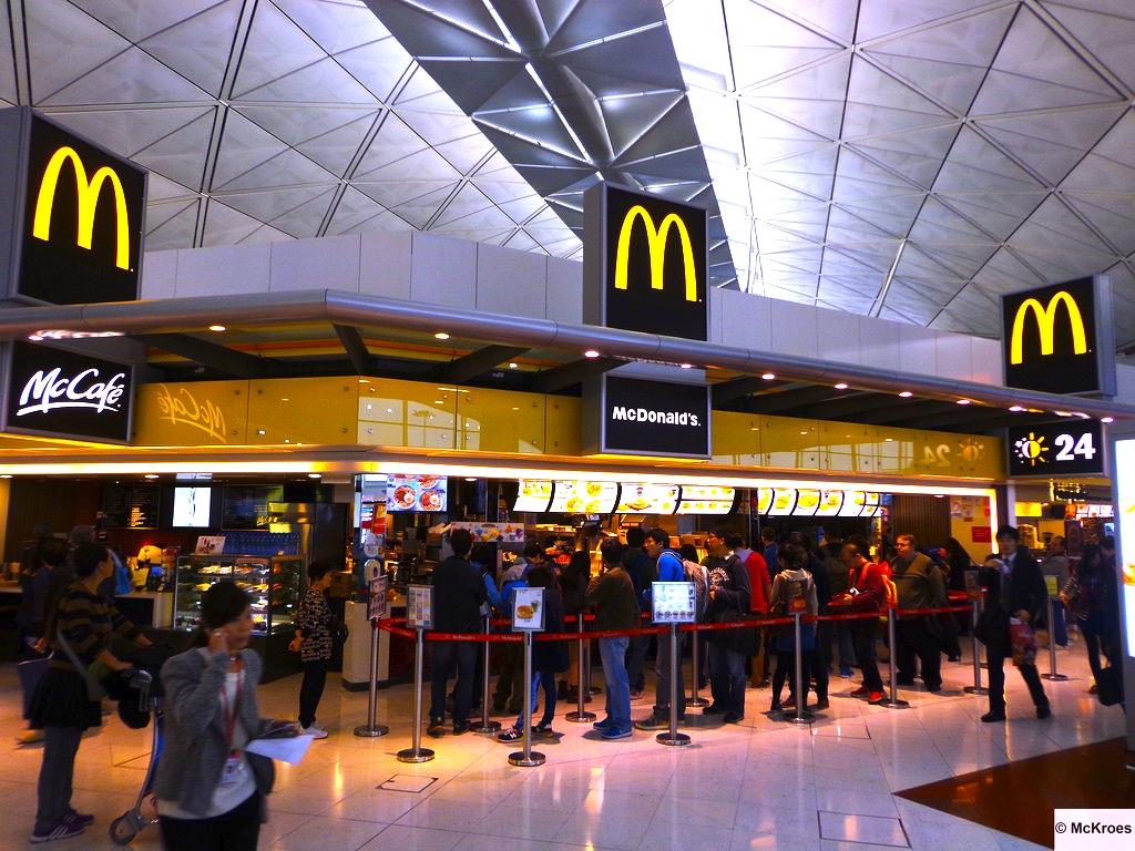 香港国際空港-トランジット-4