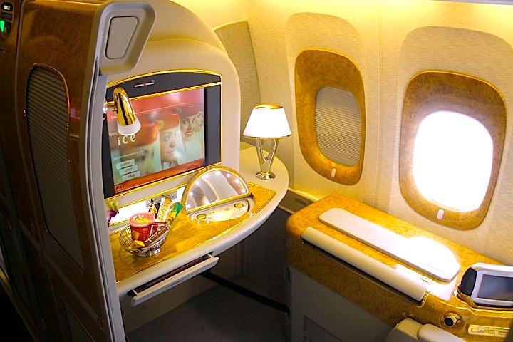 エミレーツ航空-ファーストクラス-Emirates First Class-25