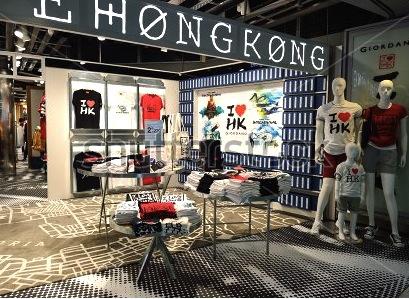 香港国際空港-免税店-ブランド-2