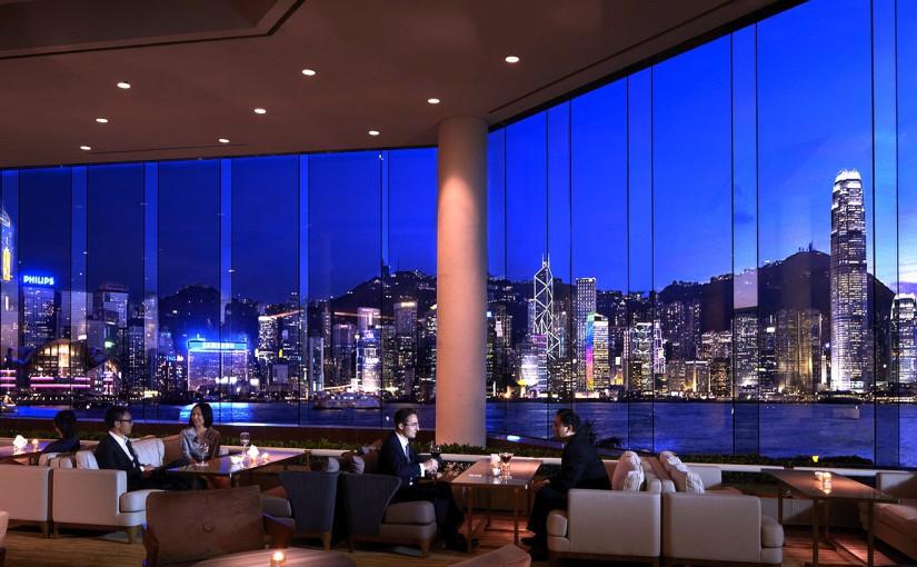 香港で一番の夜景のホテル★インターコンチネンタル香港