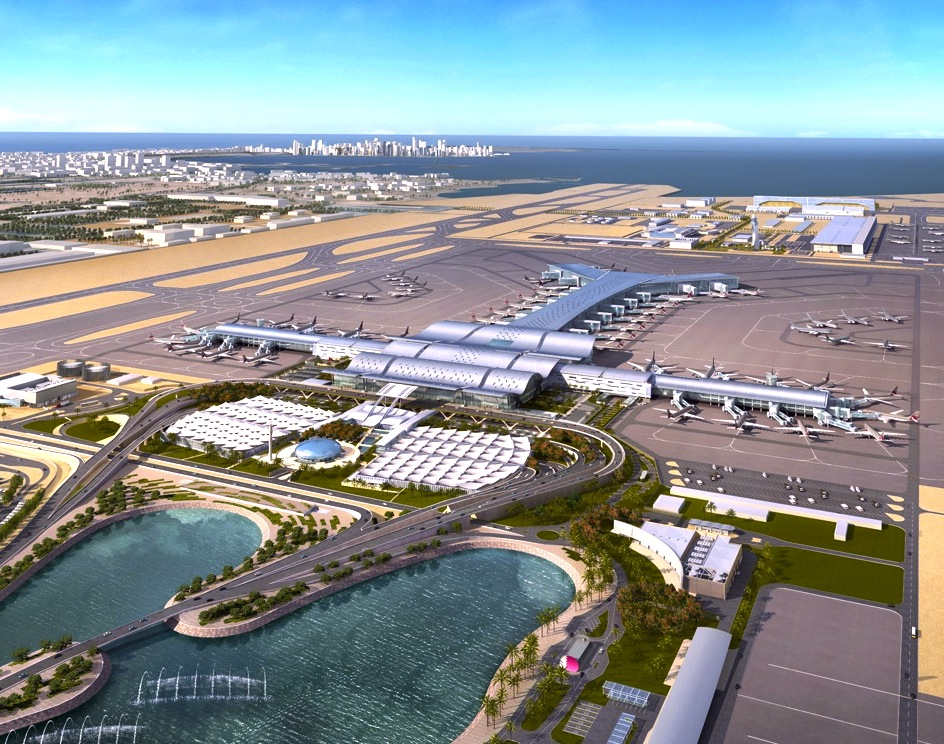 ドーハ-ハマド空港-トランジット・エリア-9