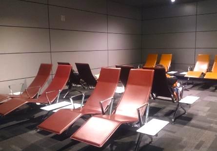 ドーハ-ハマド空港-トランジット・エリア-仮眠室