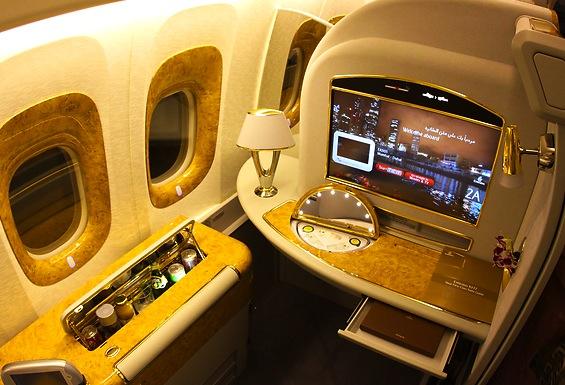 エミレーツ航空-ファーストクラス-Emirates First Class-33