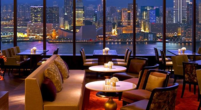 香港-夜景がキレイなホテル-グランドハイアット