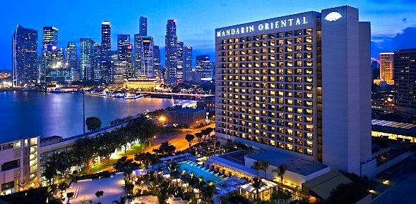 香港-夜景がキレイなホテル-マンダリンオリエンタル