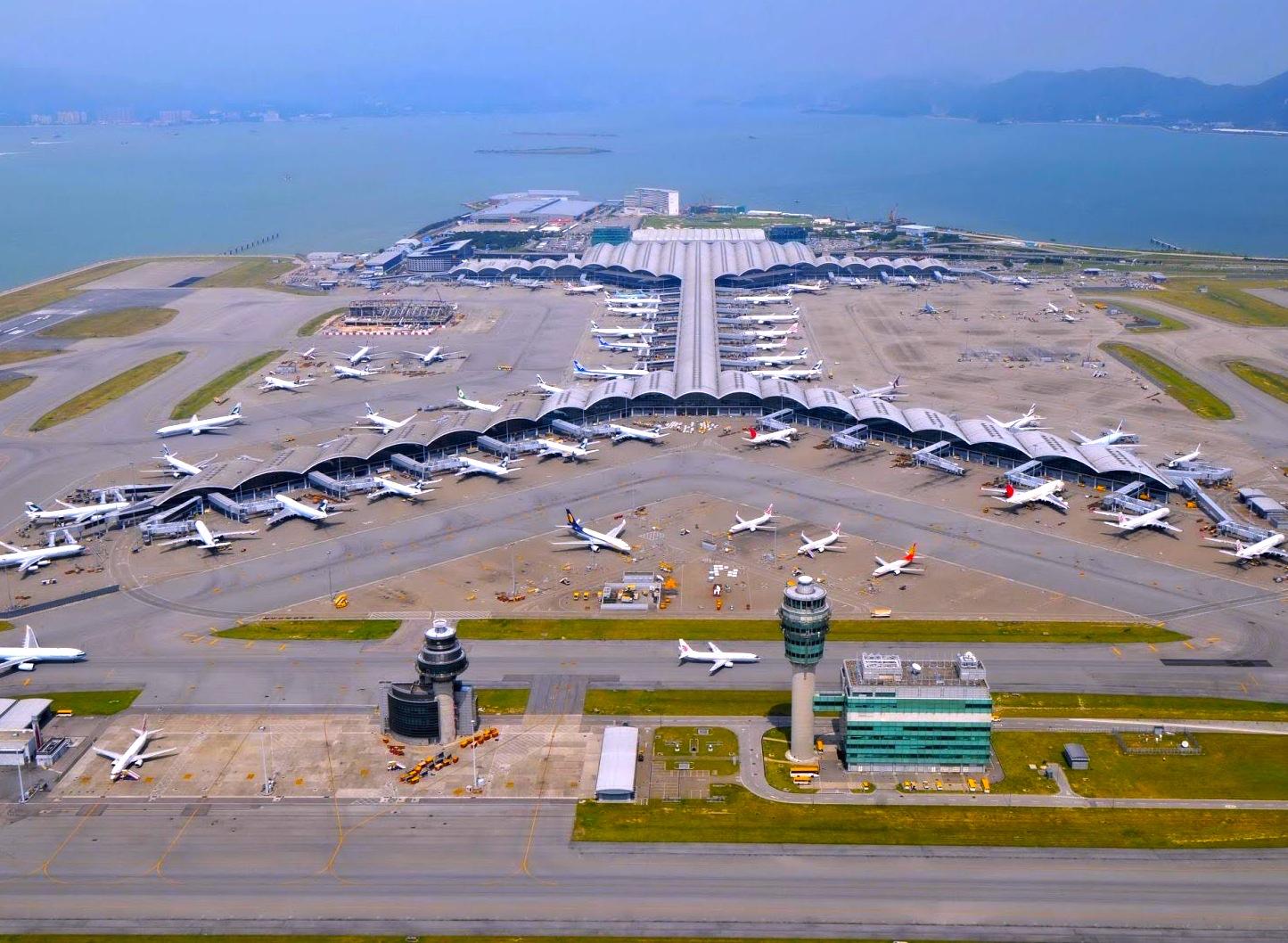 香港国際空港-トランジット-8