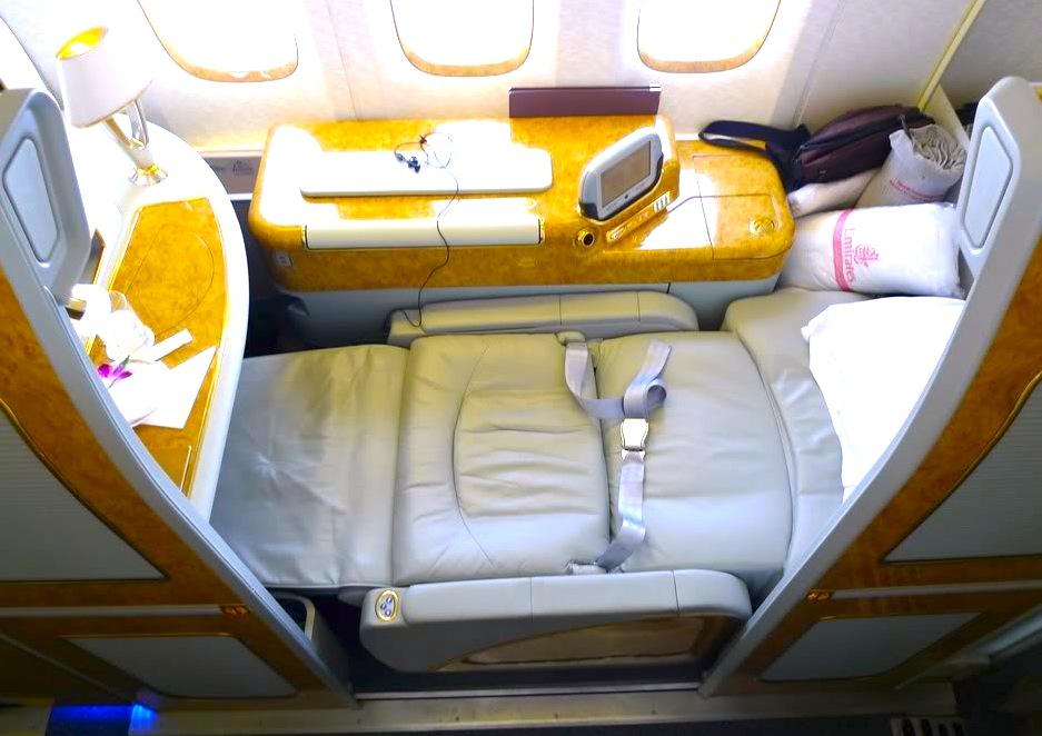 エミレーツ航空-ファーストクラス-Emirates First Class-28