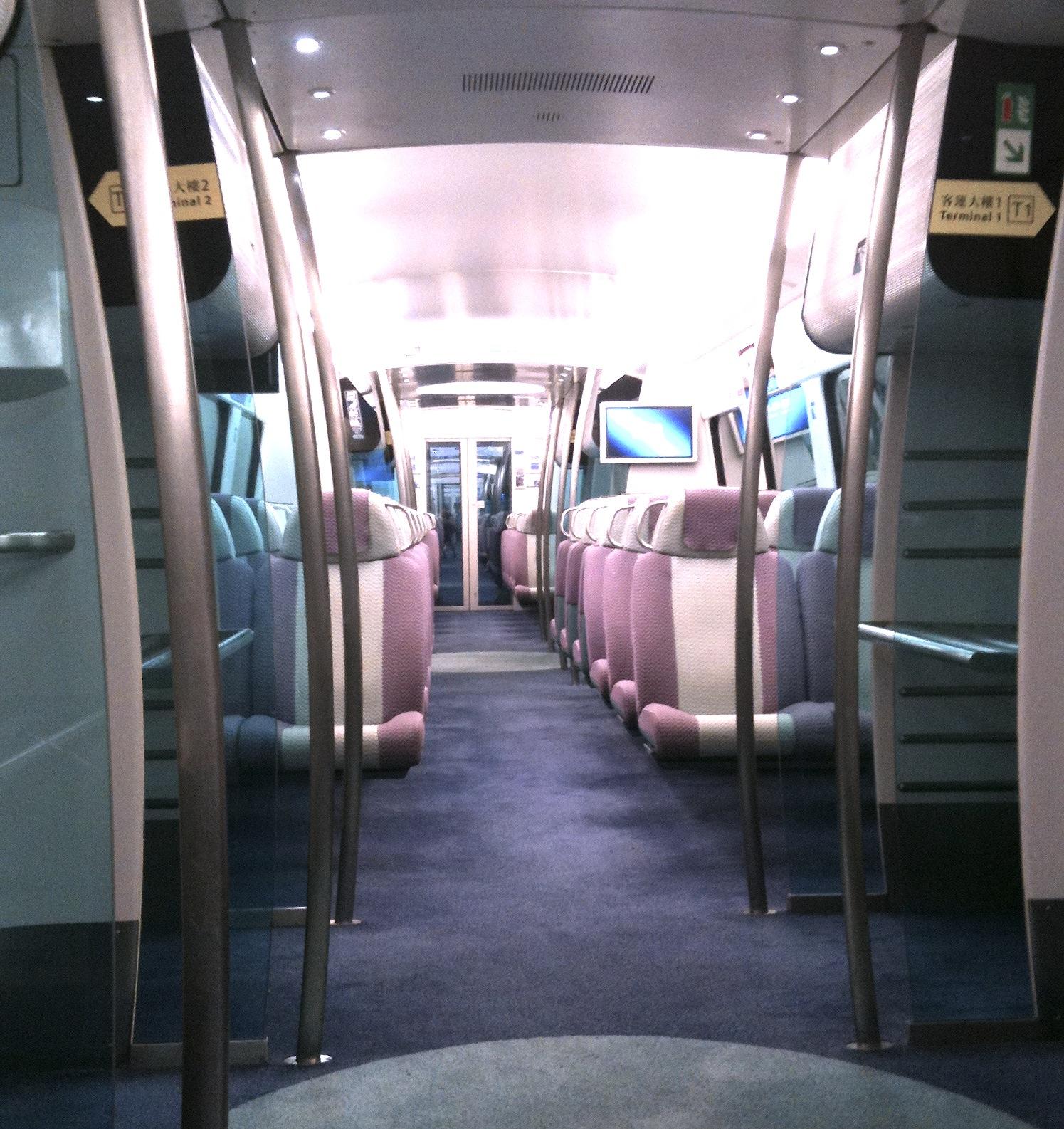 香港空港-移動方法-電車-エアポートエクスプレス-2