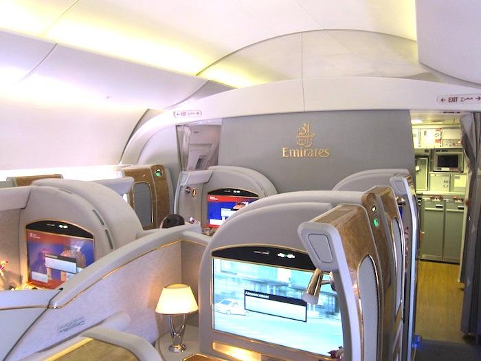 エミレーツ航空-ファーストクラス-Emirates First Class-23