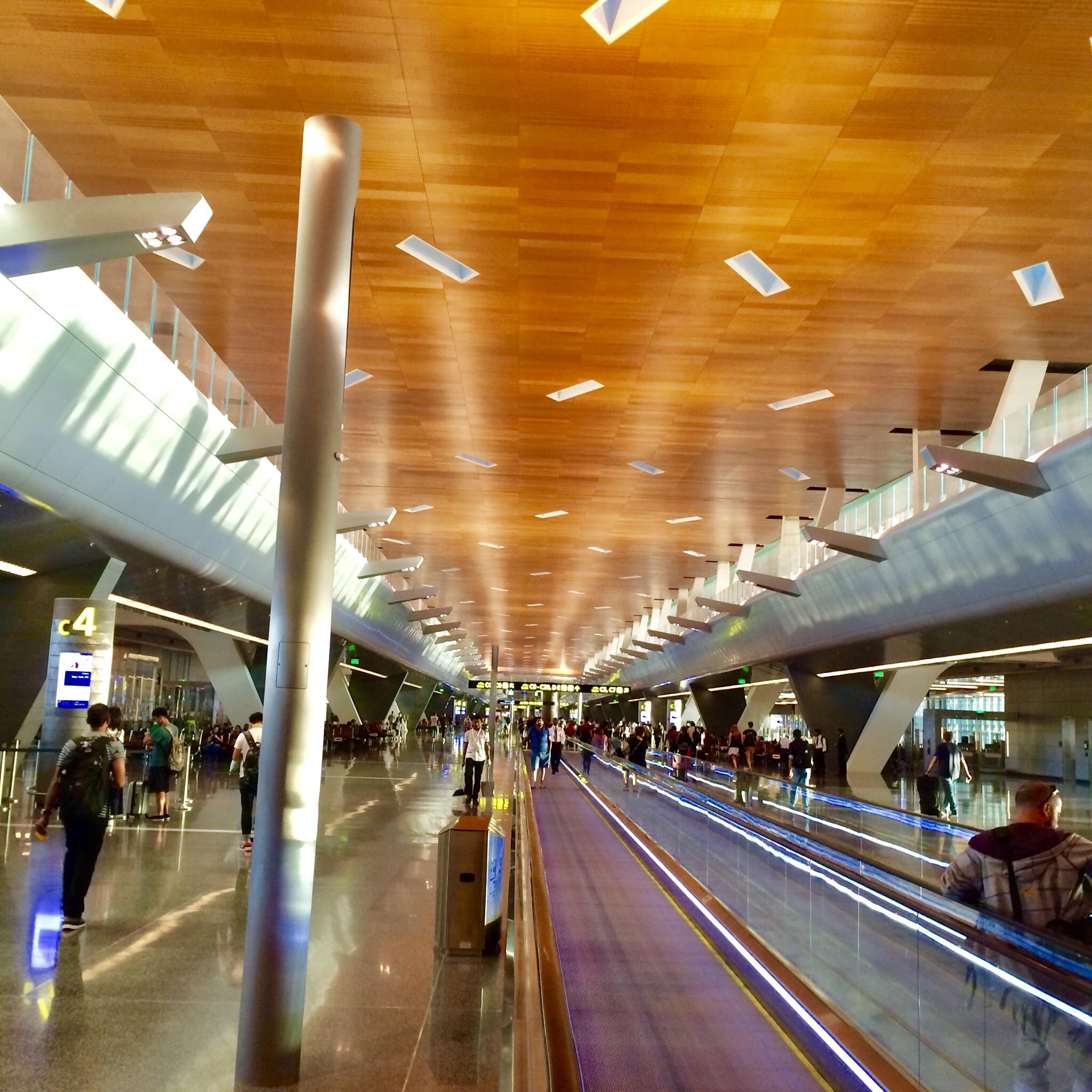 DOHA-空港