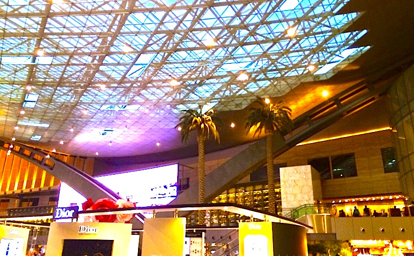 カタール-ドーハ-ハマド国際空港-Hamad-International-Airport-1