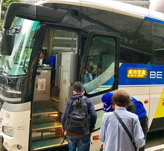 成田空港-LCCバス-THE アクセス成田-6