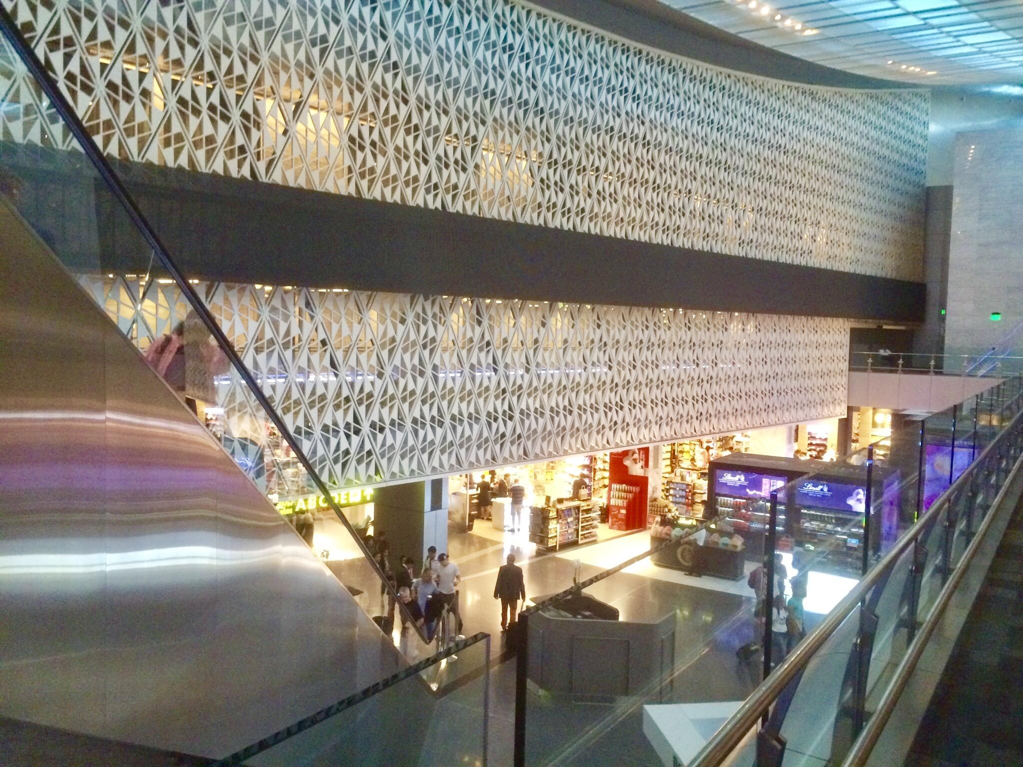 カタール-ドーハ-ハマド国際空港-Hamad-Airport-トランジット-15