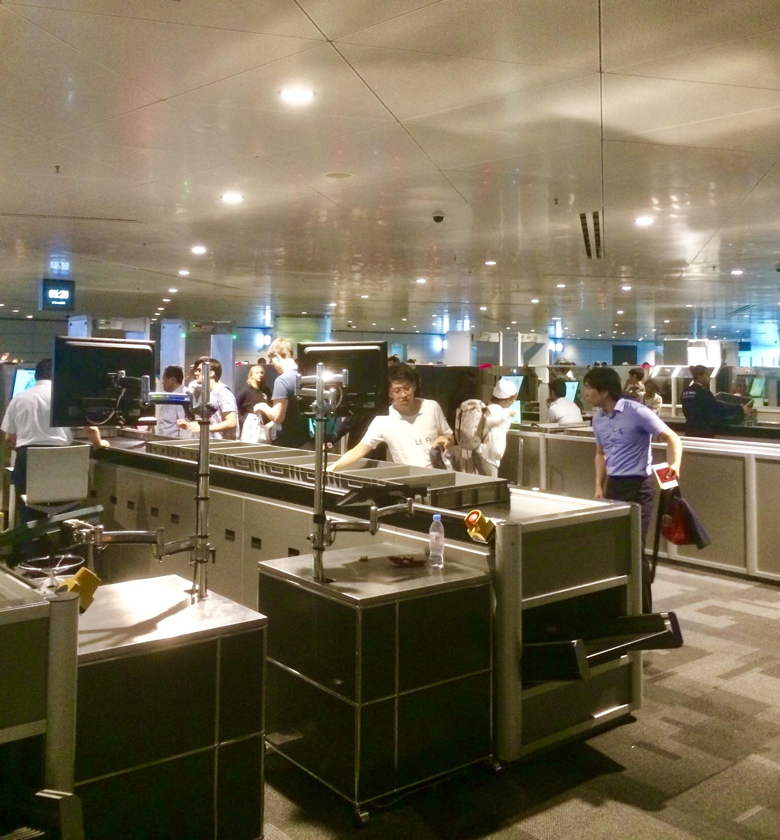 カタール-ドーハ-ハマド国際空港-Hamad-Airport-トランジット-14