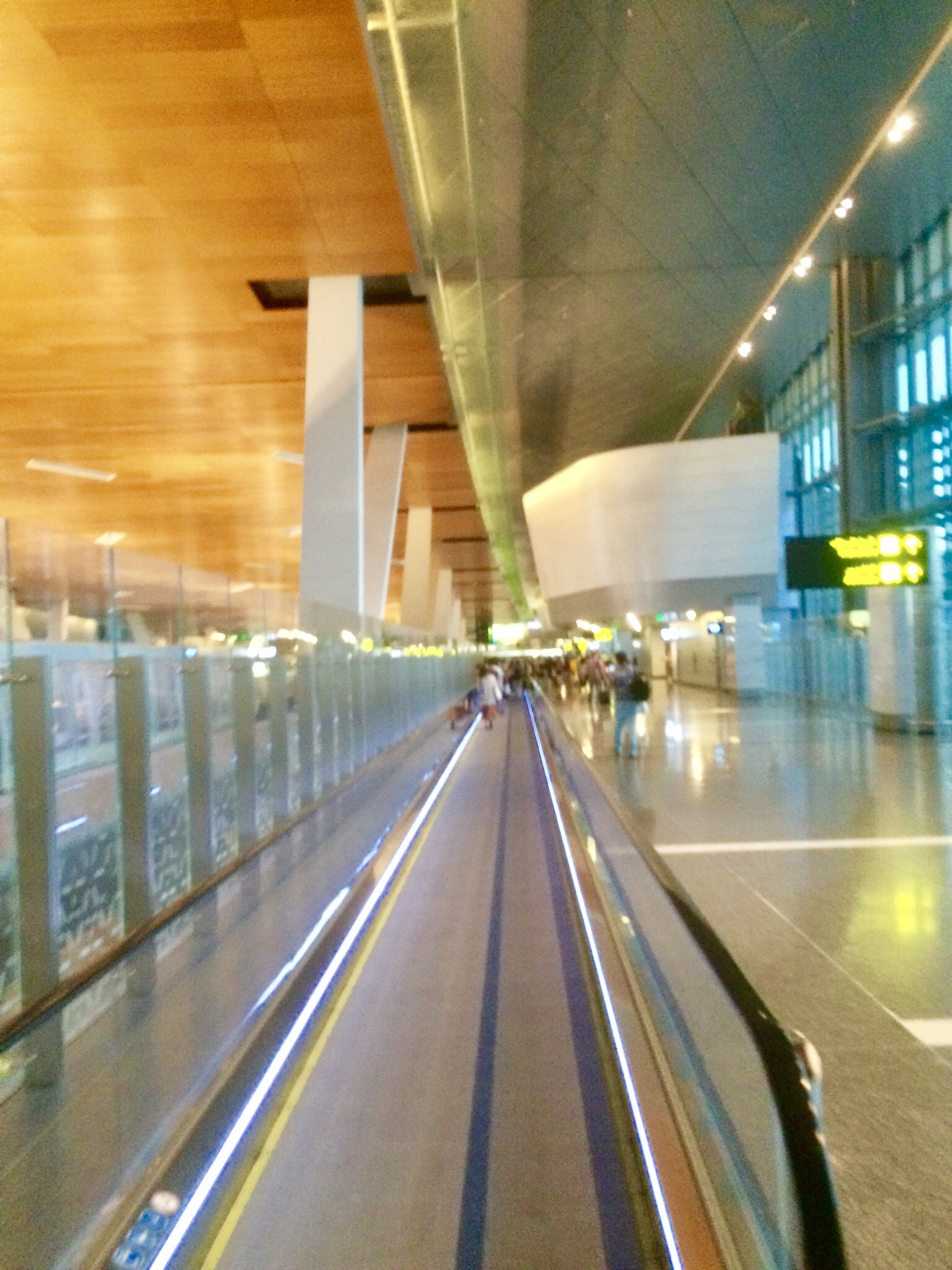 カタール-ドーハ-ハマド国際空港-Hamad-Airport-トランジット-6