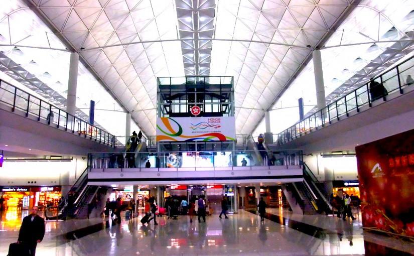 香港国際空港-免税店-1