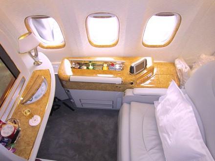 エミレーツ航空-ファーストクラス-Emirates First Class-31