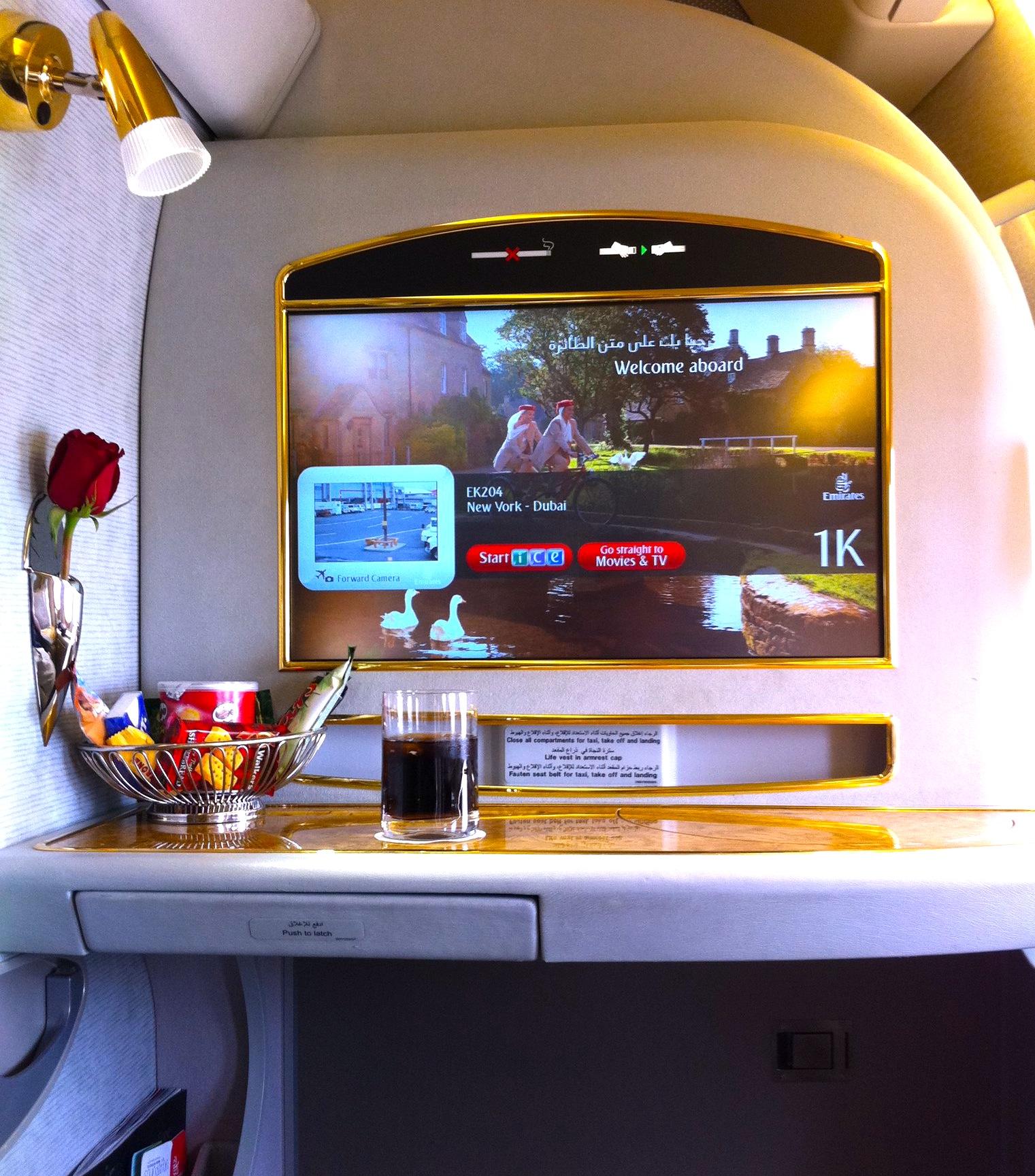 エミレーツ航空-ファーストクラス-Emirates First Class-27