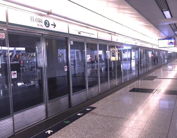 香港空港-移動方法-電車-エアポートエクスプレス-7