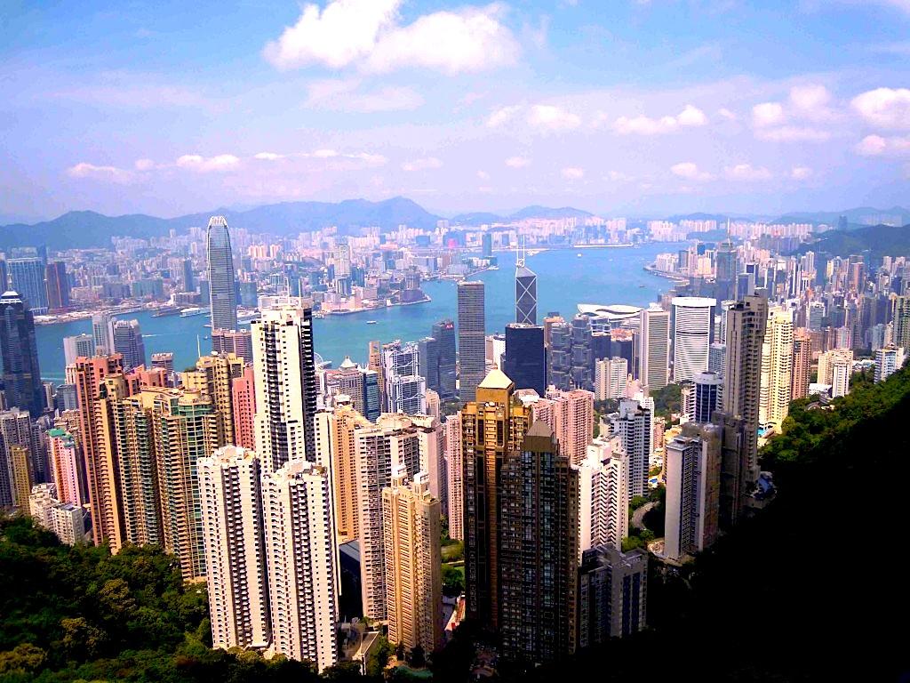 香港-ビクトリアピーク-32