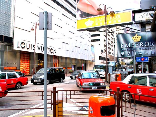 香港-タクシーの乗り方-3