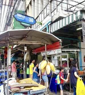 バンコク-人気のカオマンガイ-ピンク-ガイトーン-14